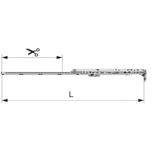 Петлевые ножницы ECO 431-600 228522