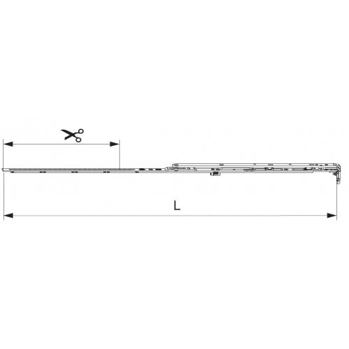 Петлевые ножницы ECO 601-800 228523
