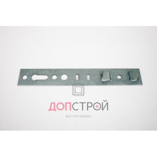 Анкерная пластина 170 мм 1,5 мм для окон Rehau, Brusbox