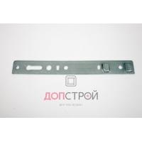 Анкерная пластина 190 мм 1,5 мм для окон Gealan, IVAPER, TYSSON