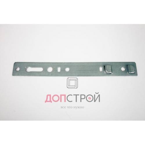 Анкерная пластина 190 мм 1,5 мм для окон Gealan 3000, IVAPER 62, TYSSON