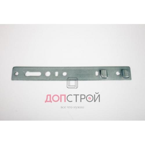 Анкерная пластина 190 мм 1,5 мм для окон Rehau, Brusbox