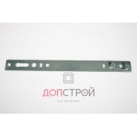 Анкерная пластина 250 мм 1,5 мм для окон Gealan, IVAPER, TYSSON