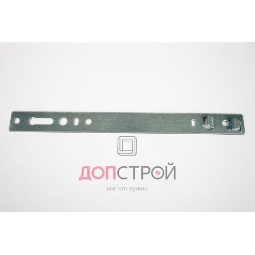 Анкерная пластина 190 мм 1,5 мм для окон Gealan 8000, IVAPER 70