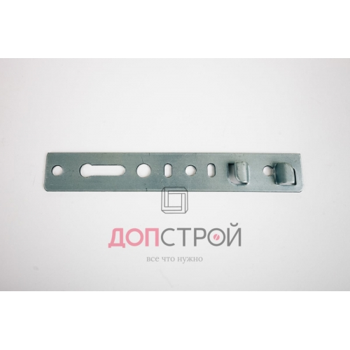 Анкерная пластина 150 мм 1,5 мм для окон Gealan, IVAPER, TYSSON