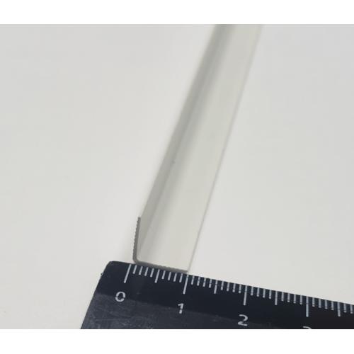Уголок ПВХ Белый 10х10 мм 3000мм
