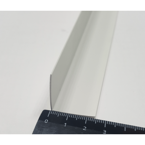 Уголок ПВХ Белый 25х25 мм 3000мм