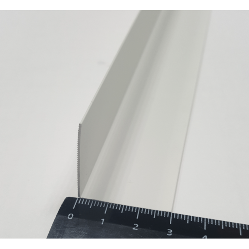 Уголок ПВХ Белый 30х30 мм 3000мм