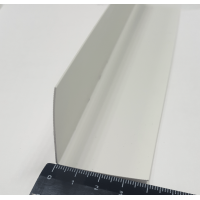 Уголок ПВХ Белый 40х40 мм 3000мм