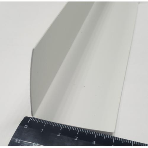 Уголок ПВХ Белый 50х50 мм 3000мм