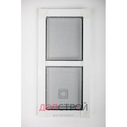 Москитная сетка на балконную дверь 32 Белая 1400х714 мм