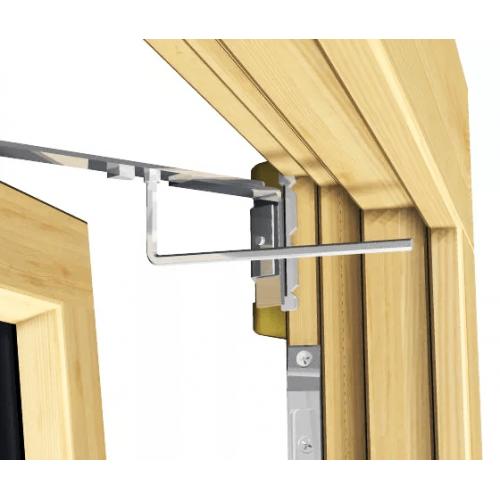 Регулировка деревянного окна  и настройка фурнитуры