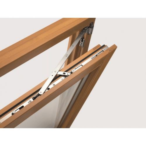 Замена всей фурнитуры окна в Дереве (с материалом)