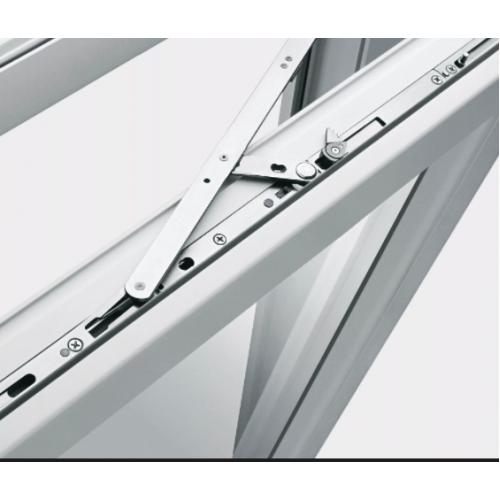 Замена всей фурнитуры окна в ПВХ (с материалом)