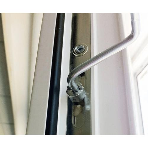 Регулировка пластикового (ПВХ)  окна  и настройка фурнитуры
