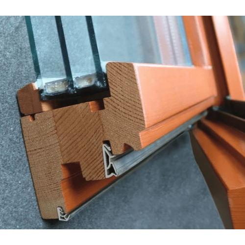 Замена уплотнителя в Деревянных окнах