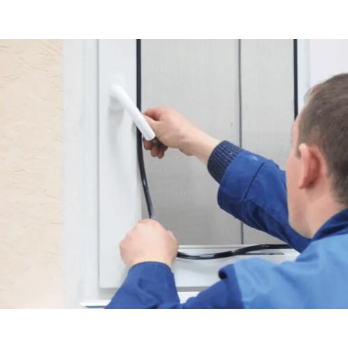 Сложная замена уплотнителя в ПВХ окнах