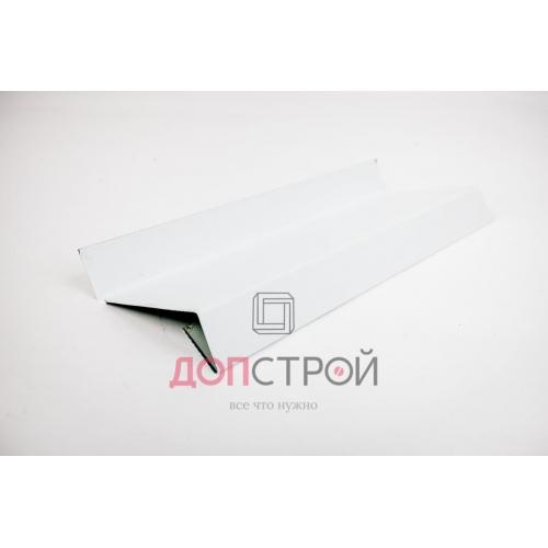 Водоотлив Белый RAL 9016 полка 100х1000мм
