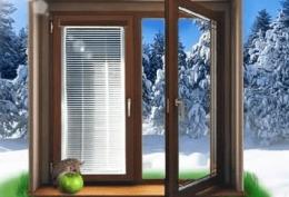 Как подготовить пластиковые окна к зимним холодам